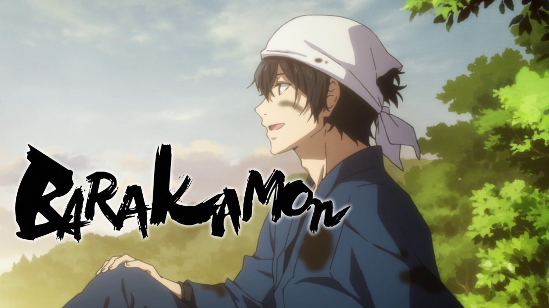 Barakamon Anime Review
