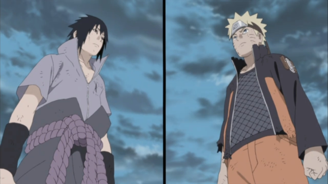 Friendship and Hatred: Naruto and Sasuke (Episode 475-478Review)