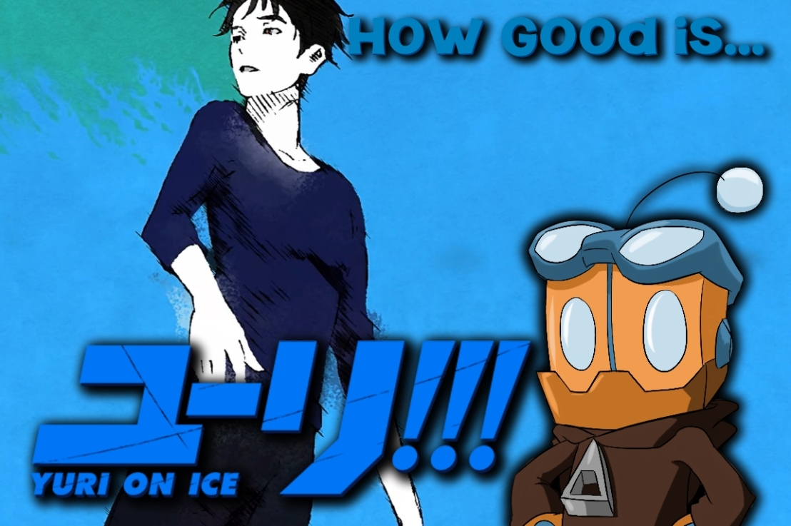 How Good is Yuri!!! on ICE? – AnimeImpressions