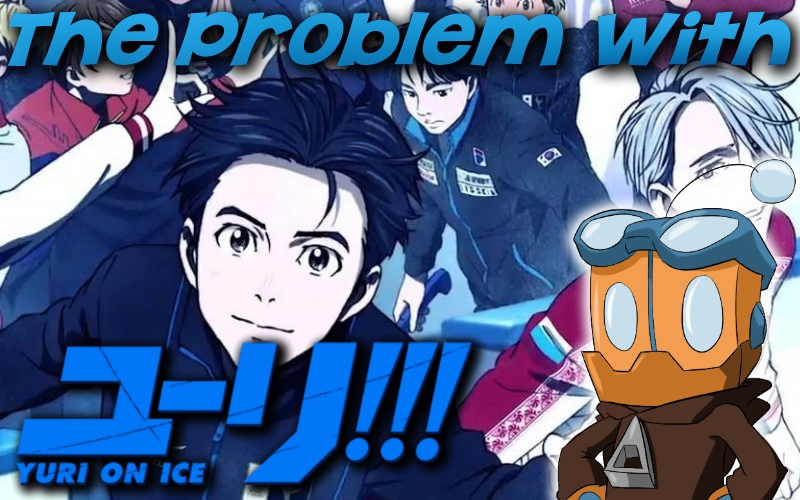 The Problem with Yuri!!! onICE